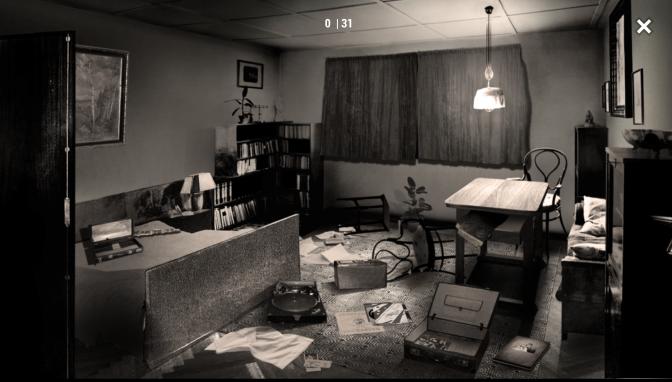 Attentat Room Capture
